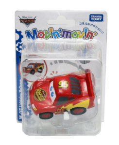 3672 DISNEY MOVIN MOVIN MC-QUEEN - CARROS