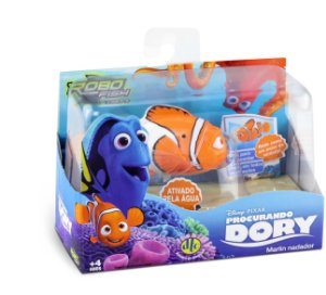 3782 DISNEY PROCURANDO DORY ROBO FISH MARLIN