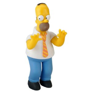 BR499 SIMPSONS TOP COLLECTION HOMER ASSUSTANDO