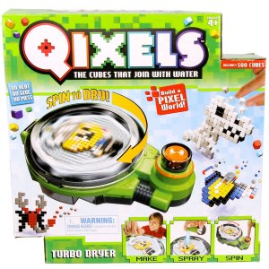 BR497 QIXELS QIXELS TURBO DRYER