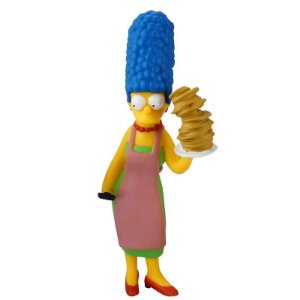 BR499 SIMPSONS TOP COLLECTION MARGE COM PANQUECAS