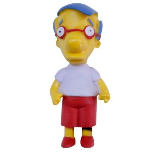 BR499 SIMPSONS TOP COLLECTION MILHOUSE