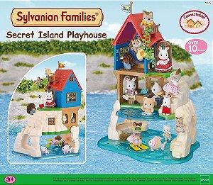 5229 SYLVANIAN FAMILIES CABANA SECRETA