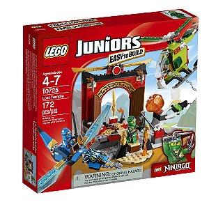 10725 LEGO NINJAGO O TEMPLO PERDIDO