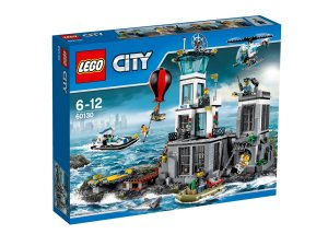 60130 LEGO CITY ILHA DA PRISÃO