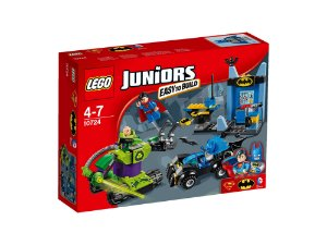 10724 LEGO JUNIORS Batman e Super-Homem contra Lex Luthor
