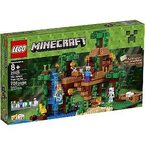 21125 LEGO MINECRAFT A Casa da Árvore da Selva