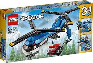 31049 LEGO CREATOR Helicóptero de Duas Hélices