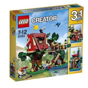 31053 LEGO CREATOR Aventuras na Casa da Árvore