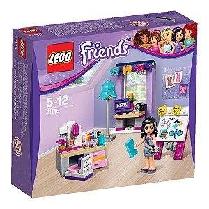 41115 LEGO FRIENDS A Oficina Criativa da Emma