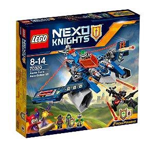 70320 LEGO NEXO KNIGHTS Ataque Aéreo V2 de Aaron