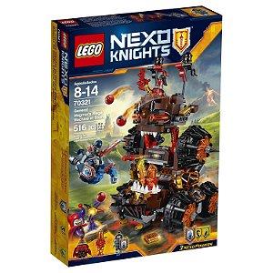 70321 LEGO NEXO KNIGHTS O Cerco da Máquina do General Magmar