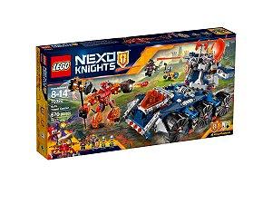 70322 LEGO NEXO KNIGHTS O Transportador de Torre de Axl
