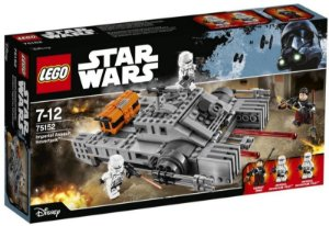 75152 LEGO STARWARS Hovertank Imperial de Assalto
