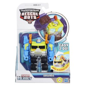 A7024 TRANSFORMERS PLAYSKOOL RESCUE BOTS - SALVAGE