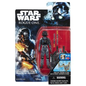 "B7072 STARWARS ROGUE ONE 3,75"" IMPERIAL GROUND CREW"