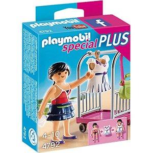 4792 PLAYMOBIL SPECIAL MODELO COM CABIDEIRO