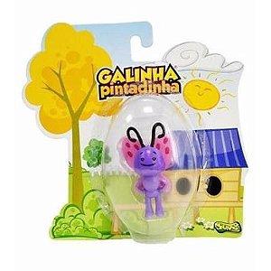 423 GALINHA PINTADINHA FIGURAS BORBOLETINHA