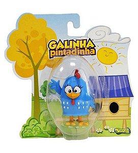 423 GALINHA PINTADINHA FIGURAS GALINHA PINTADINHA
