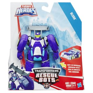 A7024 TRANSFORMERS PLAYSKOOL RESCUE BOTS - BLUR