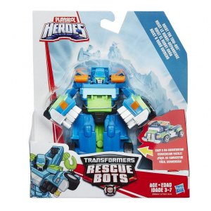 A7024 TRANSFORMERS PLAYSKOOL RESCUE BOTS - HOIST TOWBOT