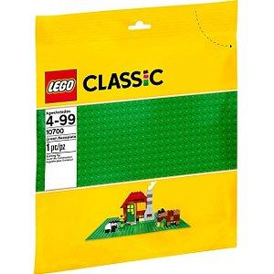 10700 LEGO CLASSIC BASE VERDE