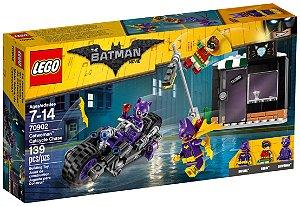 70902 LEGO BATMAN MOVIE Perseguição de Moto da Mulher Gato