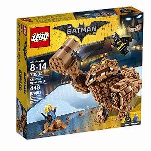 70904 LEGO BATMAN MOVIE O Ataque de Lama do Cara-de-Barro