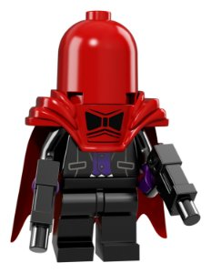 71017 LEGO BATMAN MOVIE MINIFIGURES RED HOOD