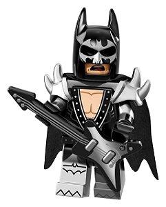 71017 LEGO BATMAN MOVIE MINIFIGURES GLAM METAL BATMAN