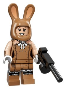 71017 LEGO BATMAN MOVIE MINIFIGURES MARCH HARRIET