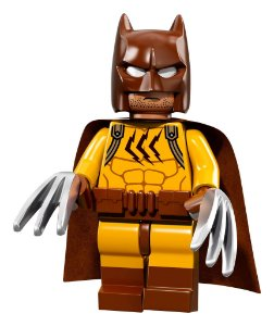 71017 LEGO BATMAN MOVIE MINIFIGURES CATMAN