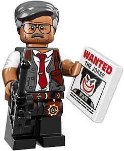 71017 LEGO BATMAN MOVIE MINIFIGURES COMISSÁRIO GORDON