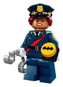 71017 LEGO BATMAN MOVIE MINIFIGURES BARBARA GORDON