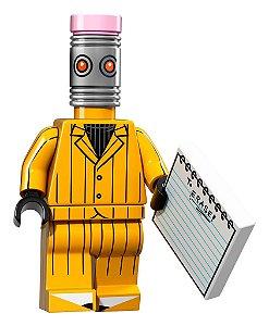 71017 LEGO BATMAN MOVIE MINIFIGURES ERASER - BORRACHA