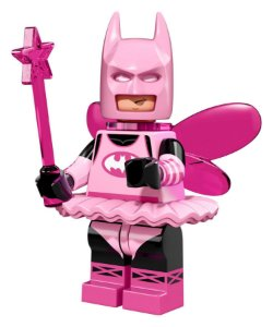 71017 LEGO BATMAN MOVIE MINIFIGURES BATMAN FADA