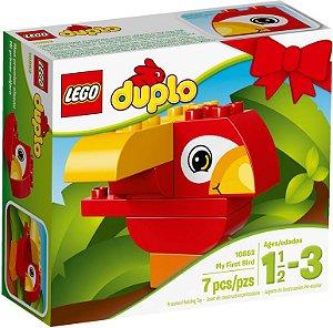 10852 LEGO DUPLO O Meu Primeiro Pássaro