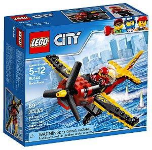 60144 LEGO CITY Avião de Corrida
