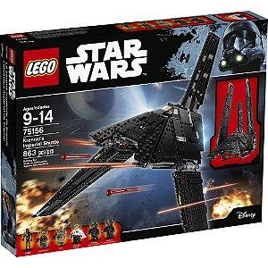 75156 LEGO STARWARS Ônibus Espacial de Krennic