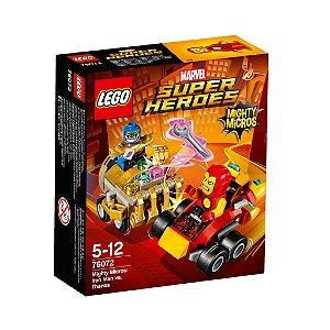 76072 LEGO MARVEL Micros: Iron Man vs. Thanos