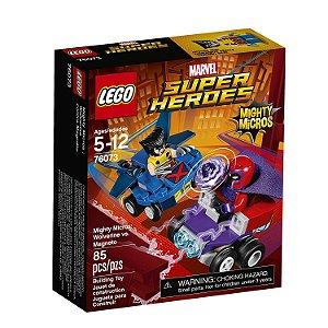 76073 LEGO MARVEL Micros: Wolverine vs. Magneto