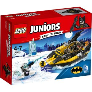 10737 LEGO JUNIORS DC COMICS Batman contra Senhor Frio