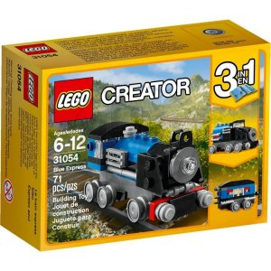 31054 LEGO CREATOR Trem Expresso Azul