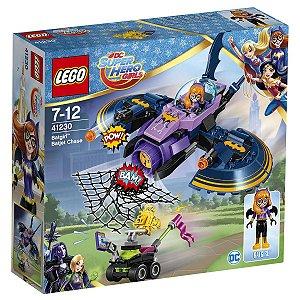 41230 LEGO DC GIRLS A Perseguição em Batjet de Batgirl