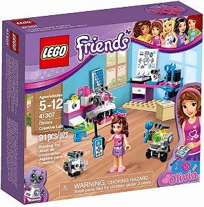 41307 LEGO FRIENDS O Laboratório Criativo da Olivia