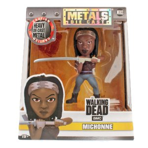 4026 WALKING DEAD METAL DIECAST MICHONNE M183