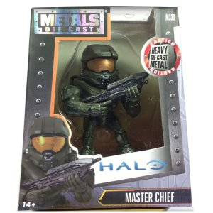 4027 HALO METAL DIECAST MASTER CHIEF M330
