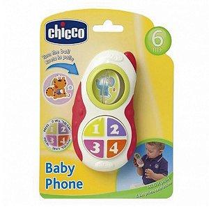 51830 CHICCO PRIMEIRO BRINQUEDO BABY PHONE