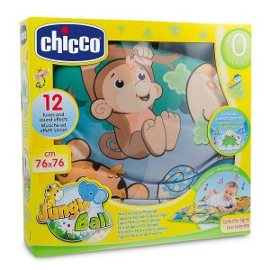 72060 CHICCO TAPETE TAPETE MUSICAL DA FLORESTA
