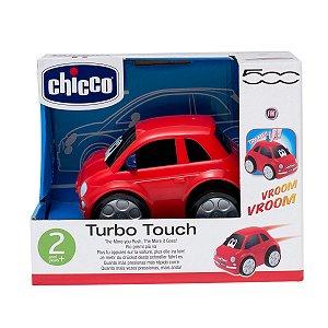 73310 CHICCO CARRINHO TURBO TOUCH FIAT 500 - VERMELHO